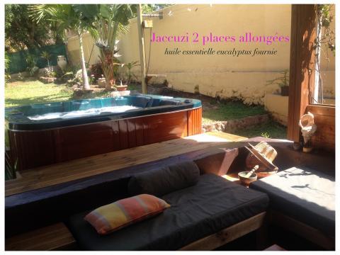 Appartement à La saline les bains pour  2 •   parking privé   n°58692