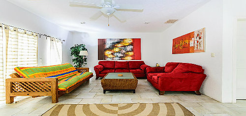 Casa Cozumel - 8 personas - alquiler n°58708