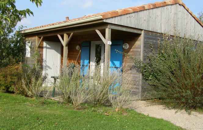 Chalet Moncoutant - 6 personnes - location vacances  n°58765