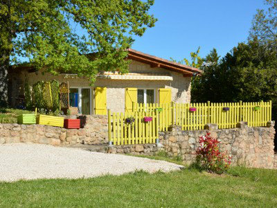 House in Campagnac for   8 •   with terrace   #58802