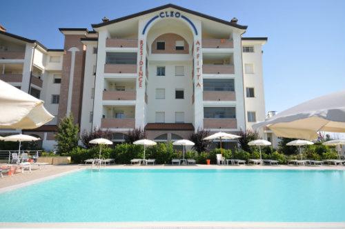 Huis in Lido degli estensi voor  6 •   privé parkeerplek   no 58804