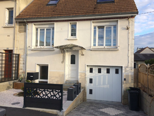 House Le Mans - 4 people - holiday home  #58836