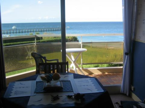 Flat in LUC SUR MER - Vacation, holiday rental ad # 58852 Picture #0