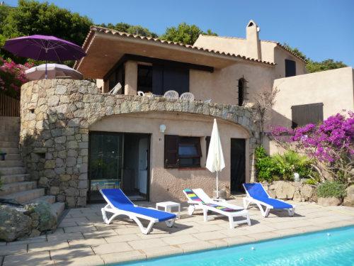 Haus Sainte Lucie De Porto Vecchio - 7 Personen - Ferienwohnung N°58861