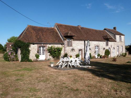 Gite Saint-maurice-lès-charencey - 6 personen - Vakantiewoning  no 58864