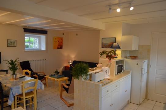 Appartement Erquy - 4 Personen - Ferienwohnung N°58871