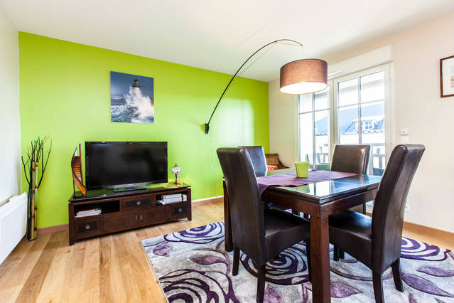 Flat in Saint Malo - Vacation, holiday rental ad # 58881 Picture #6