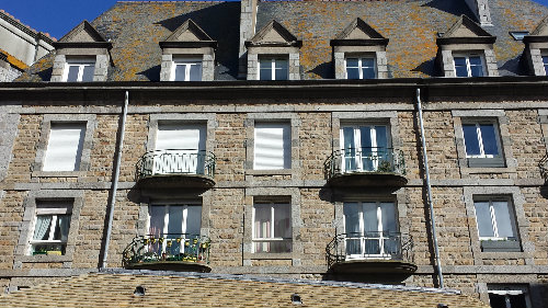 Flat in ST MALO - Vacation, holiday rental ad # 58885 Picture #14