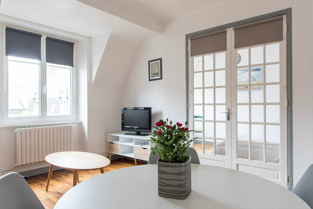 Flat in ST MALO - Vacation, holiday rental ad # 58885 Picture #0