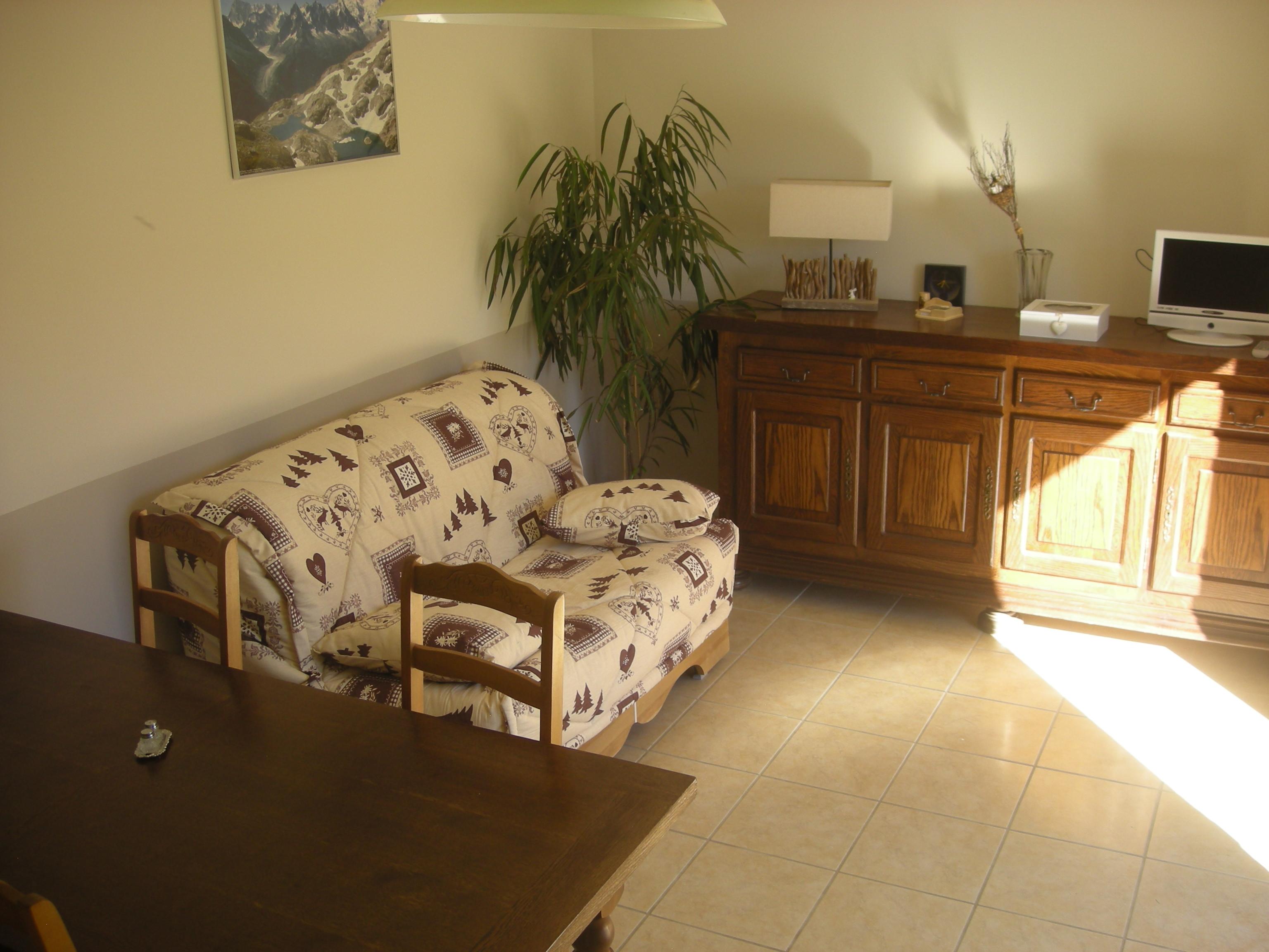 Appartement Les Chapelles - 4 personnes - location vacances  n°58904