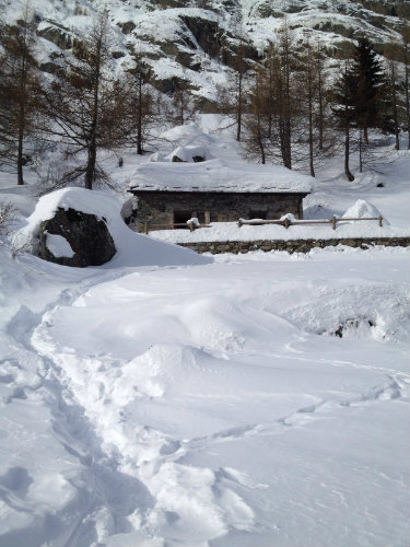 Chalet Aosta - 4 Personen - Ferienwohnung N°58917