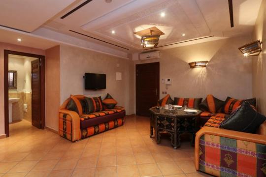 House Marrakech - 3 people - holiday home  #58932