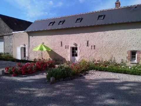 Maison 9 personnes Vennecy - location vacances  n°58969