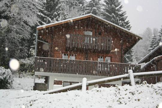 Chalet Thollon-les-mémises  - holiday home  #58985