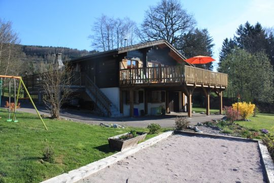 Chalet La Forge - 8 people - holiday home  #58986