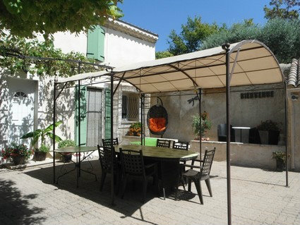 House in Saint Paul Trois Châteaux - Vacation, holiday rental ad # 58994 Picture #4