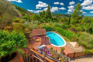 Gite Salasc - 4 people - holiday home  #58173