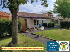 House 6 people Souston Plage - holiday home  #58189