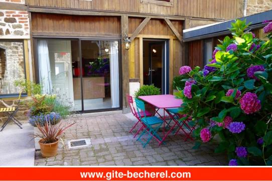 Gite Bécherel - 5 people - holiday home  #59027
