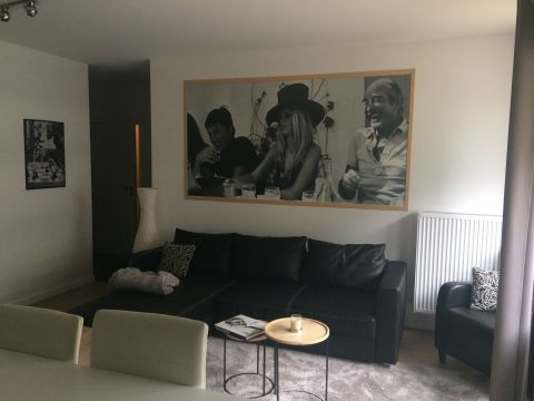 Flat in Zeebrugge Bad - Vacation, holiday rental ad # 59037 Picture #4