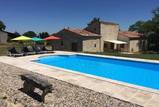Maison Lacépède - 6 personnes - location vacances  n°59041