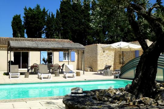 House in Cheval-Blanc - Vacation, holiday rental ad # 59042 Picture #2