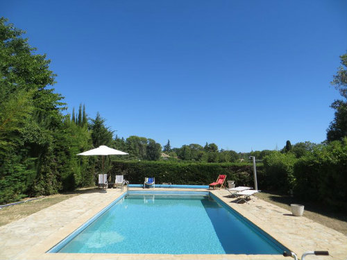 House in Uzès - Vacation, holiday rental ad # 59043 Picture #7