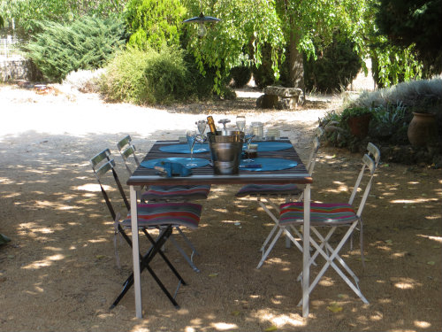 House in Uzès - Vacation, holiday rental ad # 59043 Picture #9