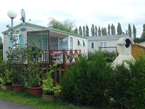 Mobile home Saint Arnoult - 6 people - holiday home  #59052