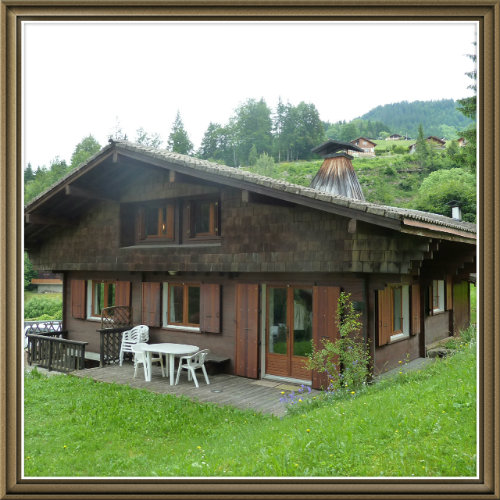 Chalet in saint jean de sixt - Vacation, holiday rental ad # 59083 Picture #3