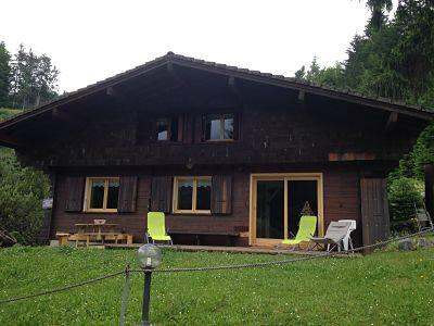Chalet Saint Jean De Sixt - 8 personnes - location vacances  n°59083