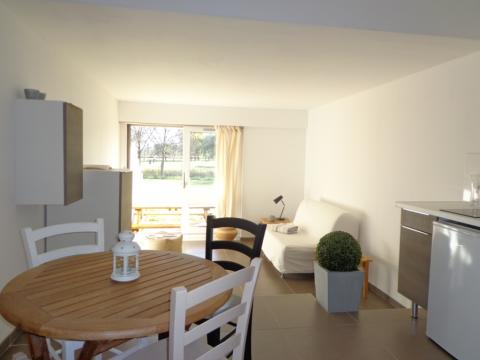 Flat in Saint cyprien plage - Vacation, holiday rental ad # 59104 Picture #1