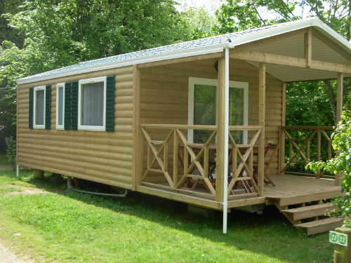 Mobil-home Camors - 6 personnes - location vacances  n°59119