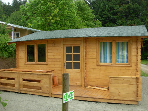 Chalet Camors - 6 people - holiday home  #59147