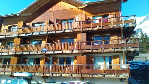 Flat Saint Sorlin D'arves - 8 people - holiday home  #59164