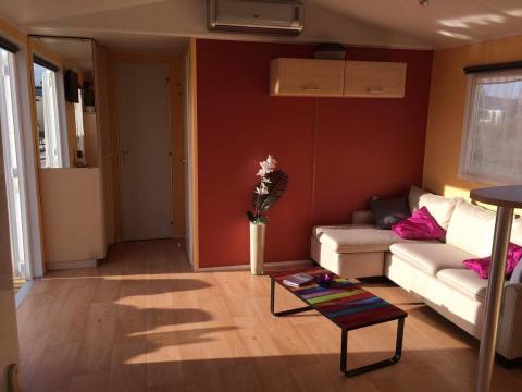 Mobil-home Hyères  - 5 personnes - location vacances  n°59170