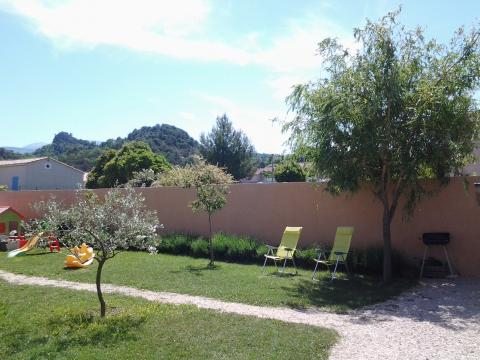 Gite in Entrechaux - Vacation, holiday rental ad # 59172 Picture #1