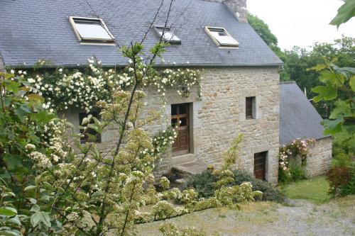 Gite Ploudalmezeau  - location vacances  n°59175
