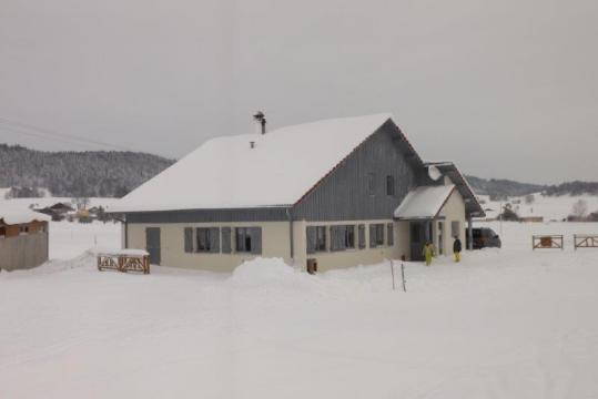 Gite La Chaux - 30 people - holiday home