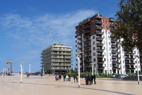 Appartement La Panne - 4 personnes - location vacances  n°59211