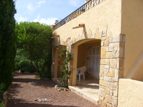 Flat in Agay - Vacation, holiday rental ad # 59220 Picture #3