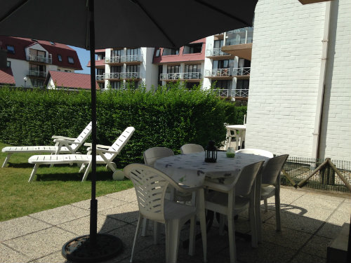 Flat in Middelkerke - Vacation, holiday rental ad # 59221 Picture #3