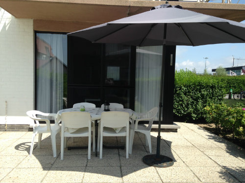 Flat in Middelkerke - Vacation, holiday rental ad # 59221 Picture #4