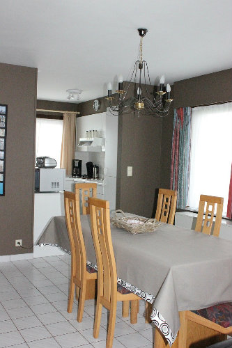 Flat in Middelkerke - Vacation, holiday rental ad # 59221 Picture #9