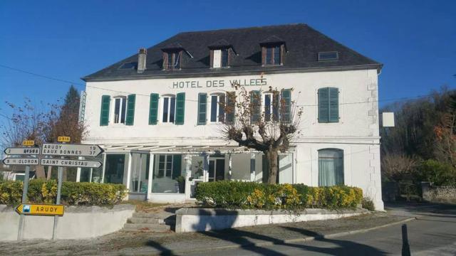 Chalet Lurbe-saint-christau - 45 personnes - location vacances  n°59271