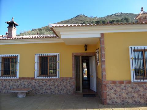 Casa Alcaucin - 6 personas - alquiler n°59286