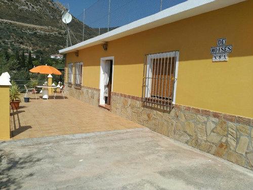 Casa Alcaucin - 4 personas - alquiler n°59287