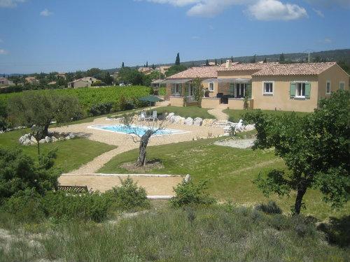 Maison Saint-saturnin-lès-apt - 14 personnes - location vacances  n°59294
