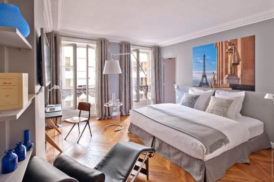 Bed and Breakfast in Paris - Vacation, holiday rental ad # 59347 Picture #2