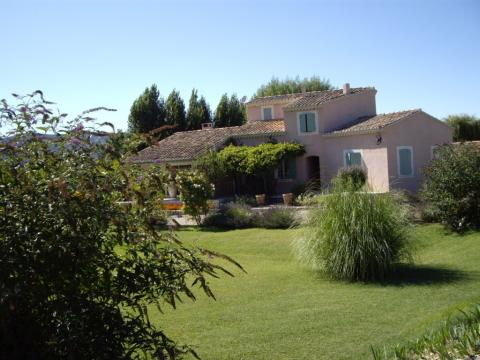 House in Malaucène - Vacation, holiday rental ad # 59350 Picture #1